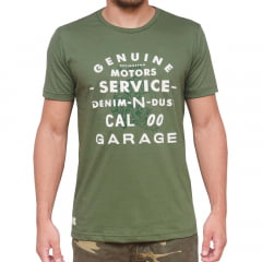 CAMISETA HIGHTONE M/C - VERDE