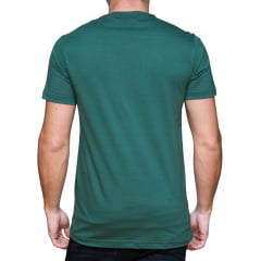 CAMISETA LOGIN M/C - VERDE INGLES