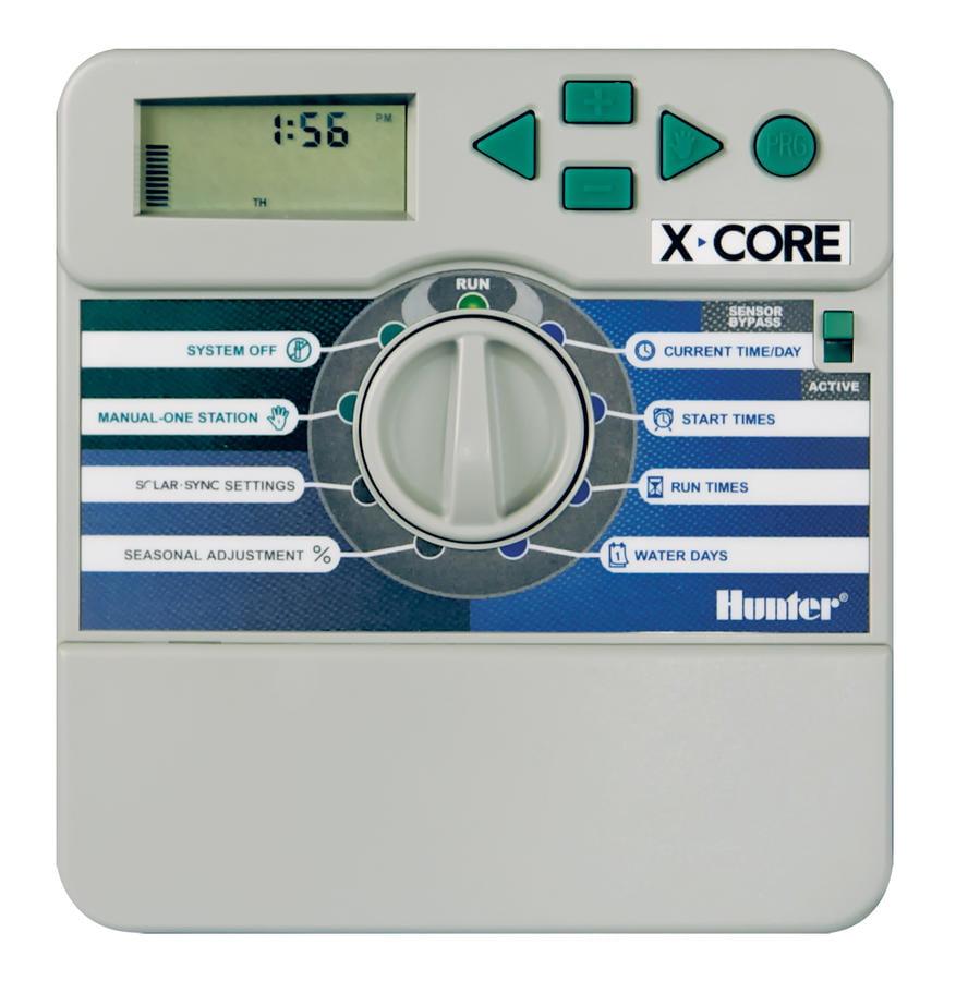 Controlador De Irrigação X-core  - Interno 220v HUNTER