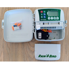CONTROLADOR PROGRAMADOR RAIN BIRD OUTDOOR COM TAMPA