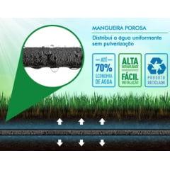Mangueira Porosa Para Irrigacao Para Sistemas de Irrigacao por Gotejamento 100 METROS