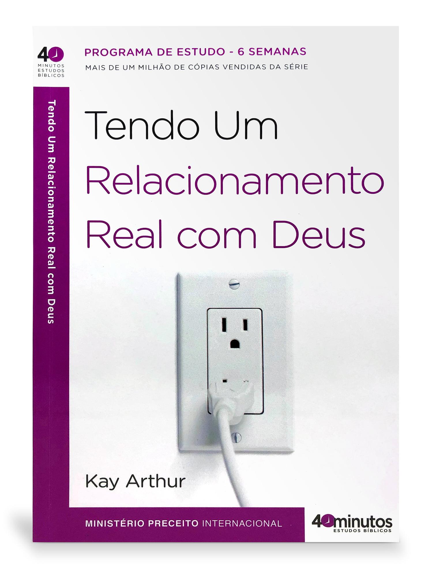 Tendo um Relacionamento Real com Deus