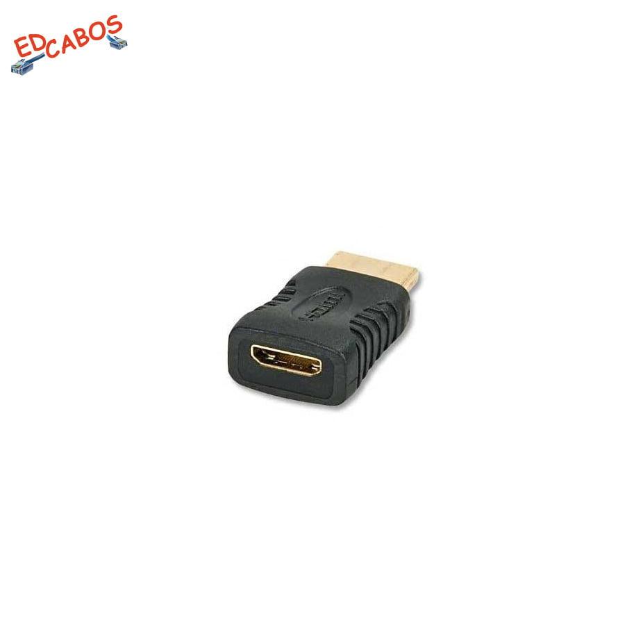 Adaptador HDMI x Mini HDMI para Cabo