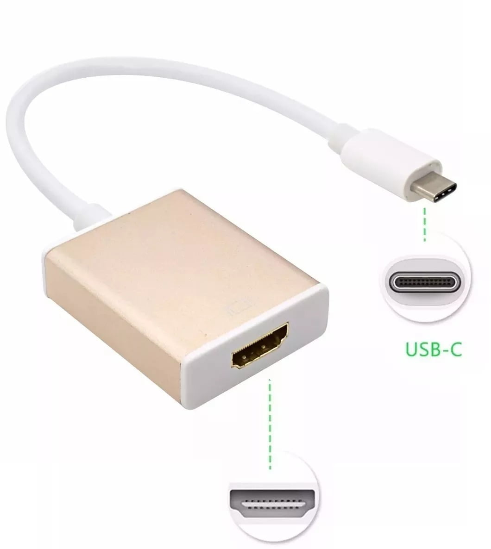 Adaptador USB C para HDMI