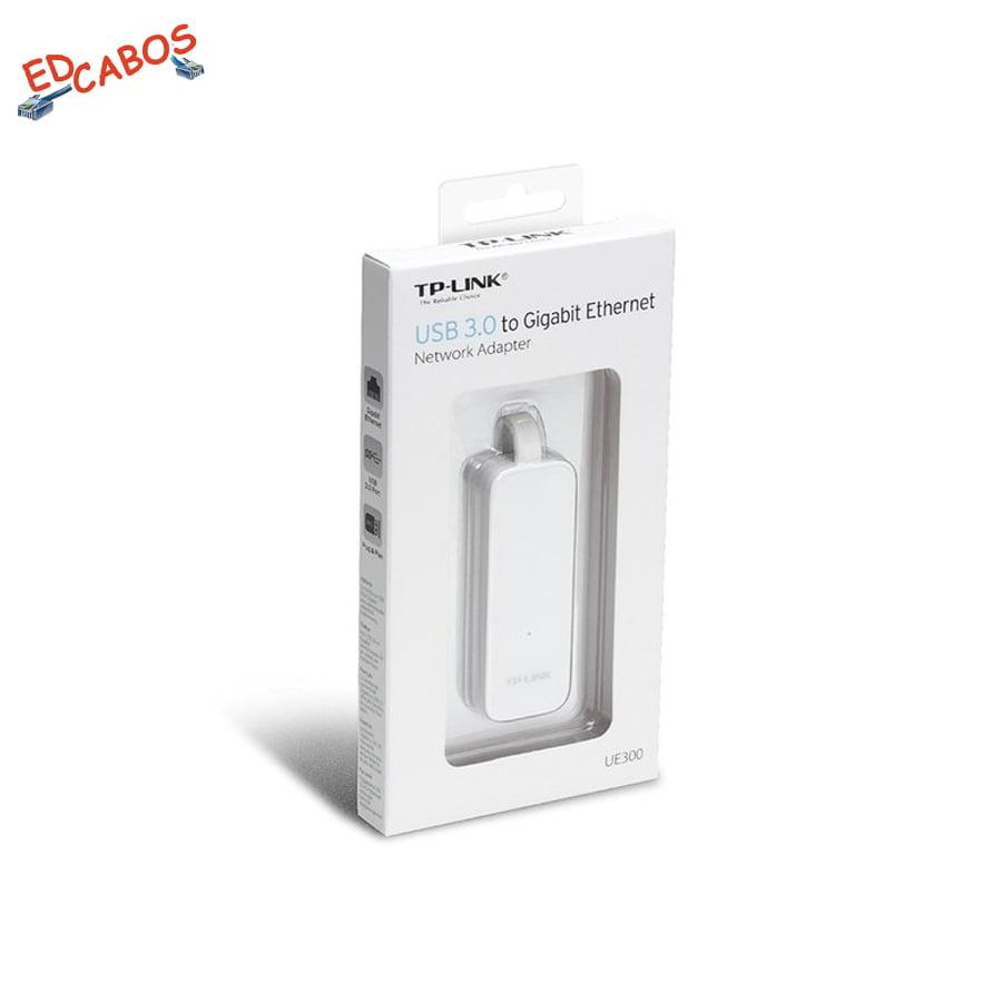 Adaptador Rede USB 3.0 Gigabit 1000Mbps UE300