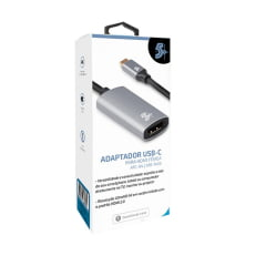 Adaptador USB C para HDMI 4K 60Hz Pix