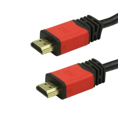 Cabo HDMI 2.0 4K 10 Metros COM FILTRO Ultra HD 19 Pinos @60Hz PIX