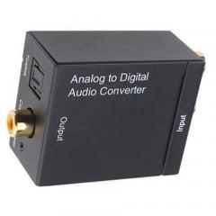 Conversor Áudio Analógico para Digital