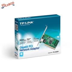 Placa de Rede PCI TP-LINK Gigabit TG-3269 1000Mbps