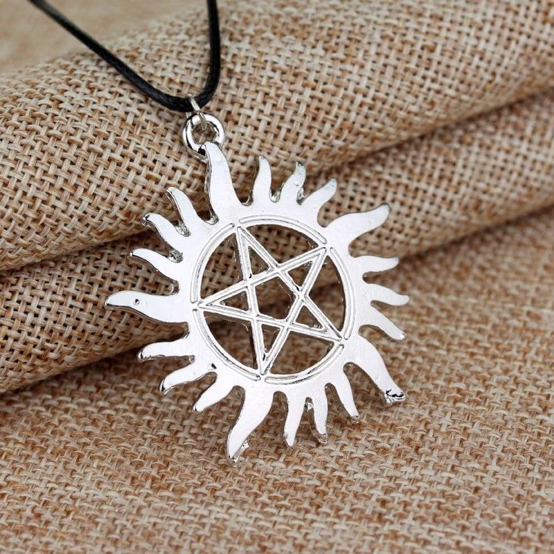 Supernatural colar do Sol serie supernatural