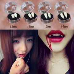 Divertido dentes de Vampiros para Halloween Festa a Fantasia cosplay