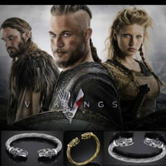 Vikings série pulseira Ragnar Lothbrok Vikings