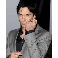 Anel do sol Damon Salvatore The Vampire Diaries