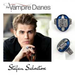 Anel do sol Stefan Salvatore The Vampire Diaries