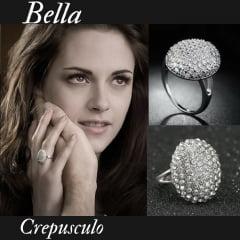 Anel romântico para noivado Bella Crepúsculo