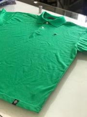 Blusa Feminina Gola Polo Verde