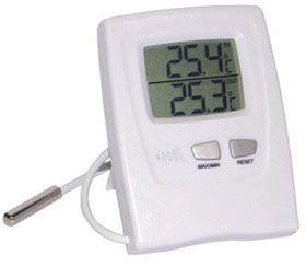 Termômetro Máx/Mín Temp. (Int-20+70ºC) (Ext-50+70ºC) - Incoterm - 7665.02.0.00