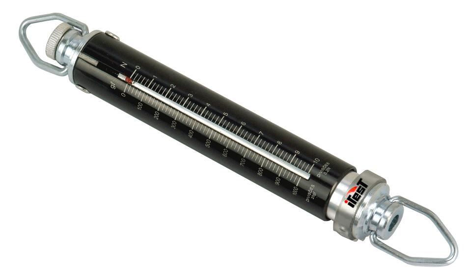 Dinamômetro Tubular Linear 50 kgf/500N - Crown - AT-50 - TRAÇÃO
