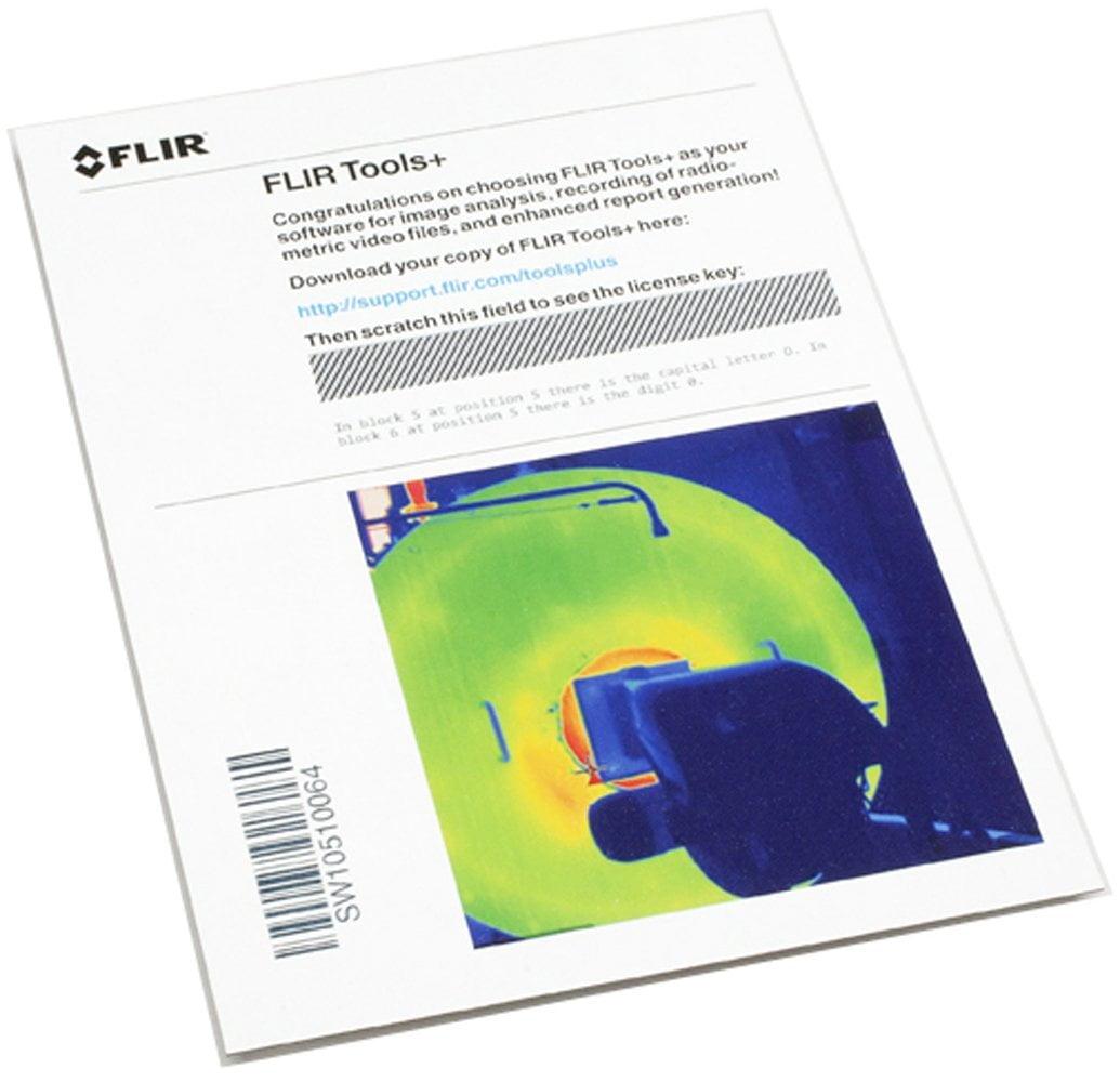 Software Flir Tools+ p/ PC (1 x licença)