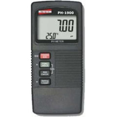 Medidor de PH/ORP c/ Data Logger e rs-232 (eletrodo é opcional) - PH-1900