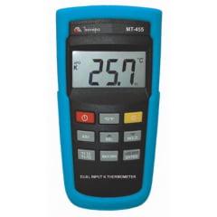 Termômetro (2x canais) - Minipa - MT-455