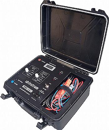Megômetro (2TΩ/2,5KV)  Instrum  DMG-2K5i - Prazo de Entrega 15 dias úteis