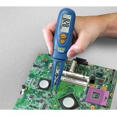 Multímetro com Pinça  para  Medir SMD   Hikari  HK-SMD