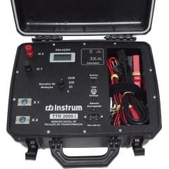 Medidor de Relação de Transformação (TP) Instrum - TTR-2000i