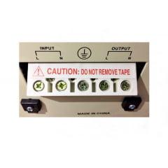 Estabilizador de Voltagem Monofásico 5 KVA, 25A - JNG - SVC-50