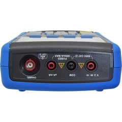Osciloscópio / Multímetro  Portátil 25MHz-200MS/s - 1 canal- CAT III-Data Logger-USB - Minipa - MINISCOPE