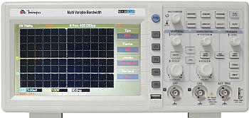 Osciloscópio 70MHz 2 canais, 1GS/s LCD Minipa - MVB-DSO-70