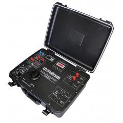 Caixa de Calibração de Relés Monofásica 100A- Instrum - CCR-100