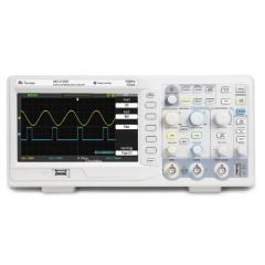 Osciloscópio 100MHz 2 canais, 1GS/s LCD Minipa - MO-2100D