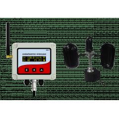 Anemômetro Wireless c/ Ind Dig p/ Gruas e Guindastes - ITAE-W