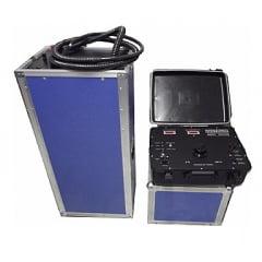 Fonte de Alta Tensão Hipot Instrum HY-120KVCC-5mA p/ Teste em Cabos Classe 34,5 KV