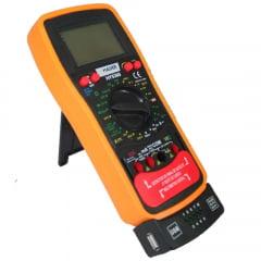 Multímetro CAT II c/ Teste de Cabo e Localização Satélite - Lee Tools - 603317