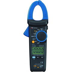 Alicate Amperímetro 400ACA – CAT III -Capacitância/NCV-  ET-3166A - Minipa