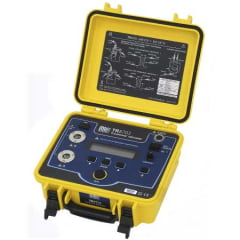 Medidor de Relação de Transformação (TC e TP)- Megabras - TR-8703