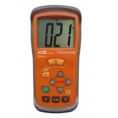 Termômetro (2 x canais) - TD-911