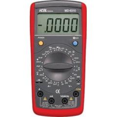 Multímetro CAT-II - 4 1/2 Díg - MD-6310