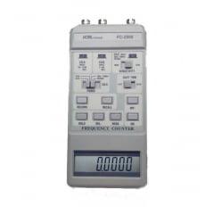 Frequêncímetro Digital Portátil 2,6 GHz c/ Antena p/ RF - FC-2500