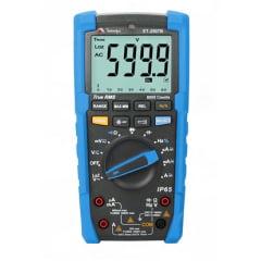Multímetro True RMS - CAT IV Minipa ET-2507B - Prazo de Entrega=25/10/18