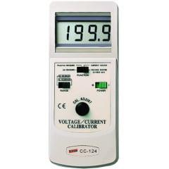 Calibrador Portátil (mA / mV) - CC-124