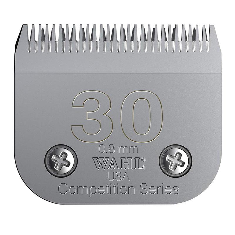 Lâmina #30 Competition Wahl prata