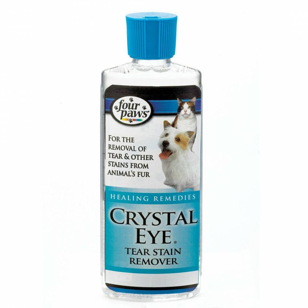 Crystal Eye - Clareador de manchas causada por lágrimas 118ml