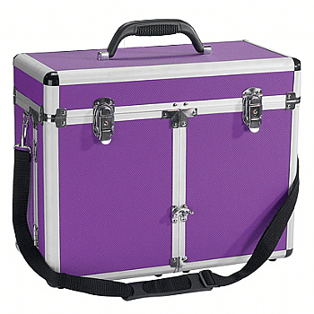 Maleta Multiuso Tosador PrecisionEdge - Púrpura