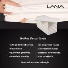 Toalhas Descartáveis Lana Professional 50x80cm