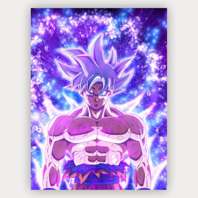 Quadro Goku Migatte no Gokui - Dragon Ball