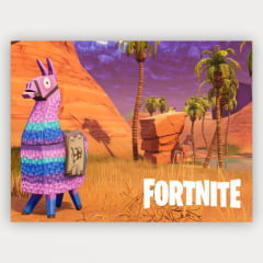Quadro Decorativo Fortnite Mo. 01