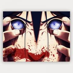 Quadro Rinnegan - Naruto